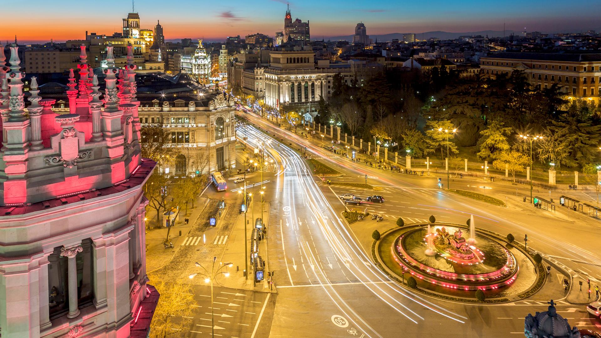 Noche madrileña