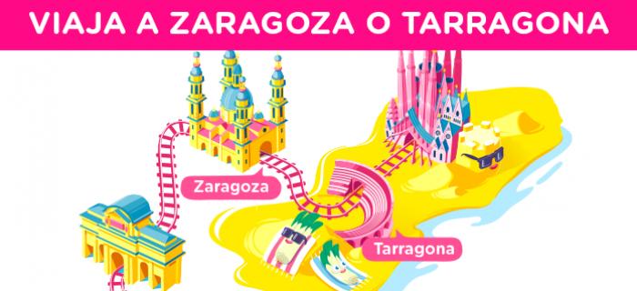 Escapada a Zaragoza y Tarragona: lugares únicos para visitar